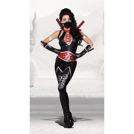 Mystic Costume (Mystic Ninja Babe Costume)