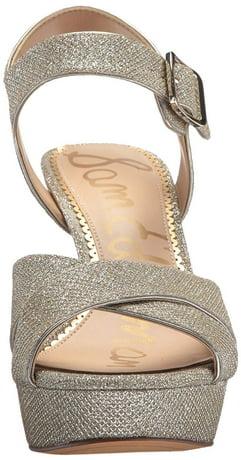 ccf800b2b4a414 Sam Edelman Women s Jordan Heeled Sandal