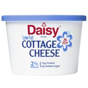 Daisy Low-Fat Cottage Cheese Small Curd 2% Milk Fat, 16 Oz.