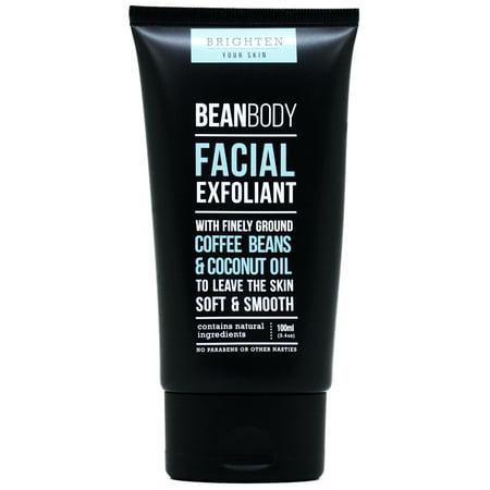 Bean Body Facial Exfoliant Scrub 3.4oz