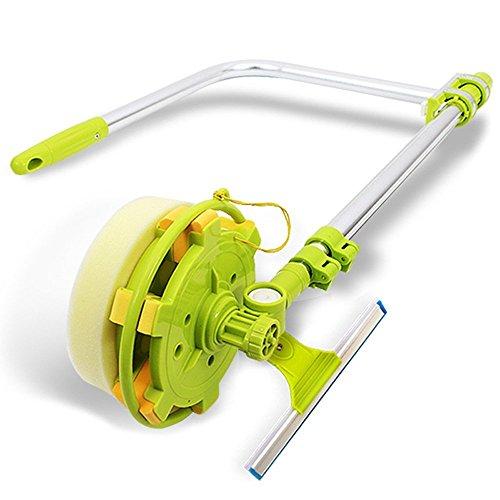 SudaTek Window Cleaning Tool U Shaped Window Cleaner for ...