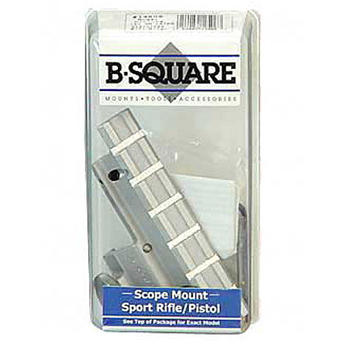 B-Square 1-Piece Base, Fits Ruger Mini-14, Includes Rings