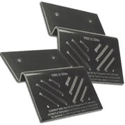 "RAMP PLATE KIT FOR 2"" X 8"" PLANKS"