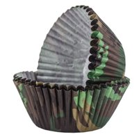 Camouflage Baking Cups Party Supplies Special Events 50 Count