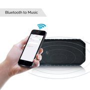 Shower Speaker, Aspectek Wireless Bluetooth Waterproof Speaker