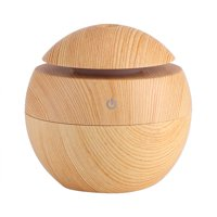 LHCER USB Essential LED Touch Aroma Ultrasonic Humidifier Oil Diffuser Air Purifier    , LED Touch Humidifier, Oil Diffuser