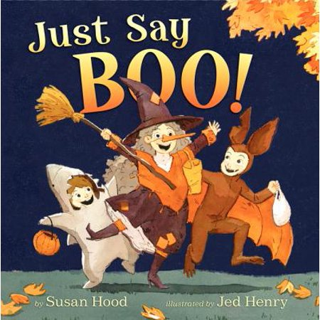 Just Say Boo! - Just Say No To Halloween