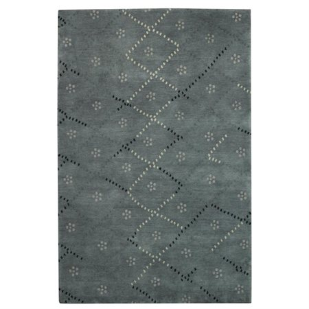 Capel Picturesque-Fleur 1623RS0 Area Rug - Grey