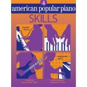 American Popular Piano : Level Four - Skills
