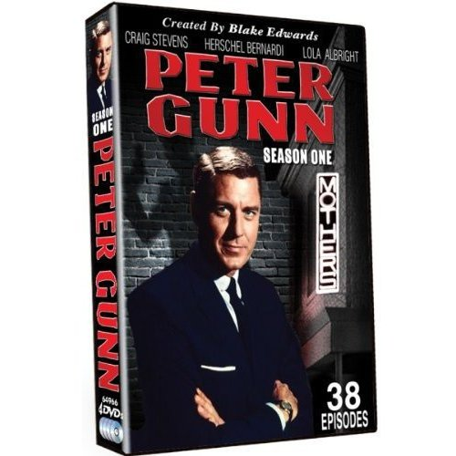 Peter Gunn: Season One (Full Frame)