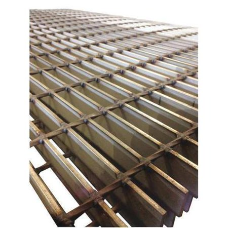 Metal Spacer Bar (24188S100-C2 Bar Grating, Smooth, 36In. W, 1In. H)