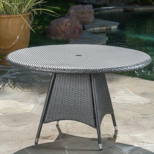 Brayden Studio Plastic/Resin  Bistro Table