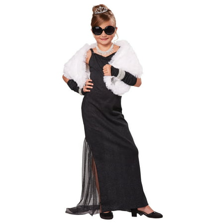 Planet Hollywood Halloween (Girl's Hollywood Diva Costume)