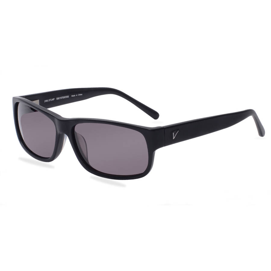 Ce Sunglasses  veer mens prescription sunglasses stump mat blk com