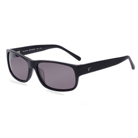 Veer Mens Prescription Sunglasses, Stump Mat. (Prescription Sunglasses Vision Express)