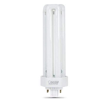 Feit Electric PLT42E/35 4Pin 3500K 42W Tube CFL Triple Light
