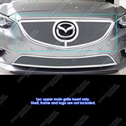 Compatible with 2014-2016 Mazda 6 Stainless Mesh grille Insert M75968T