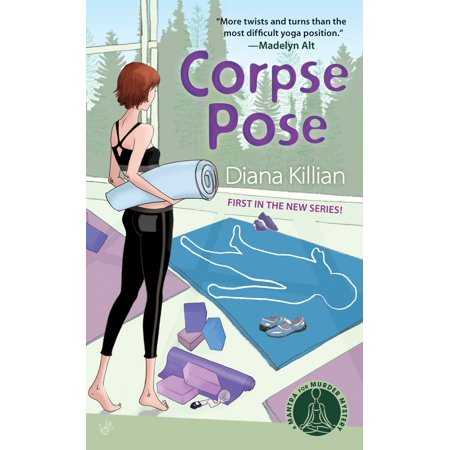 Corpse Pose : A Mantra for Murder Mystery