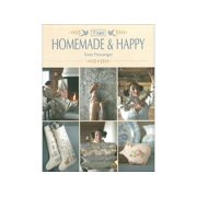 David&Charles Tilda Homemade & Happy Bk