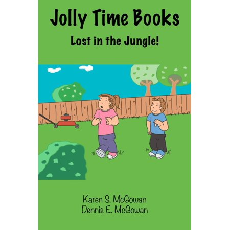 Jolly Time Books: Lost in the Jungle! - - Jungle Jollies