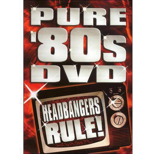 Pure '80s DVD: Headbangers Rule! (Music DVD)