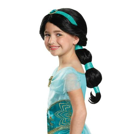 Aladdin Jasmine Child Wig](Aladdin Wig)