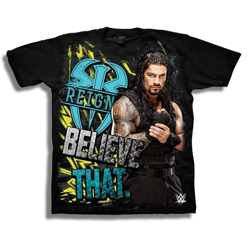 WWE Boys' Superstars Short-Sleeve T-Shirt