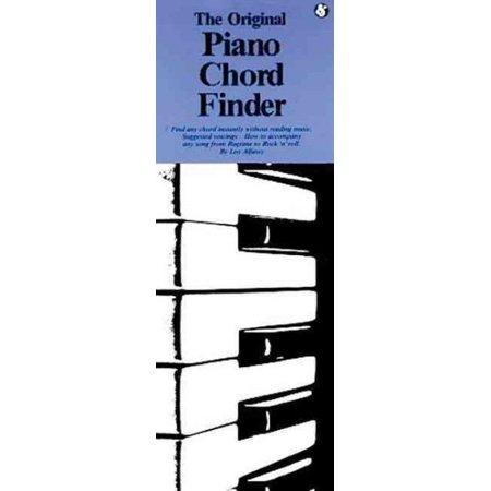 The Original Piano Chord Finder Walmart