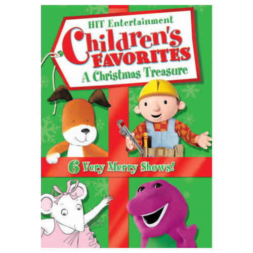 Children's Favorites: A Christmas Treasure (2004)
