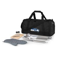 Seattle Seahawks BBQ Kit Cooler - Black