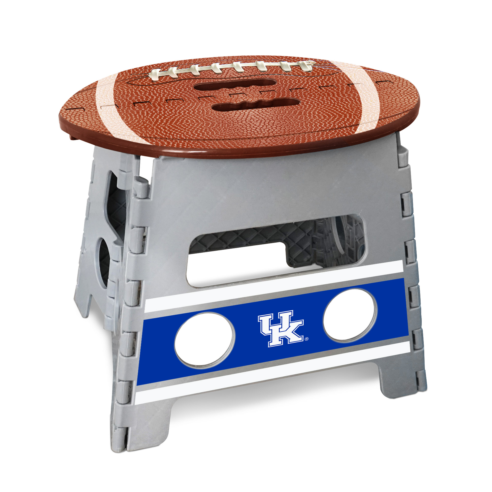 University of Kentucky Football Step Stool