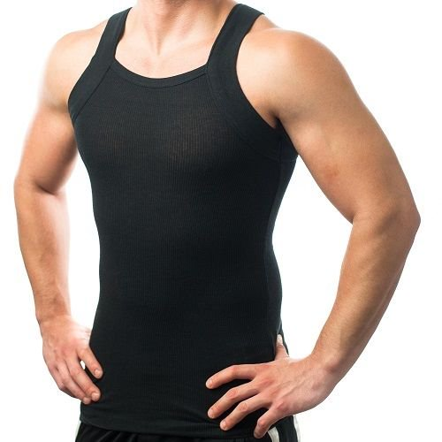 d8a4f3138 Different Touch - Differenttouch 4 Pack Men's G-unit Style Tank Tops ...