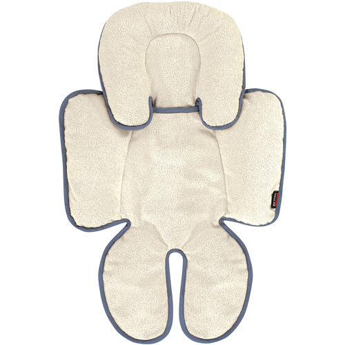 Britax Children's Head and Body Pillow for Car Seats and Strollers
