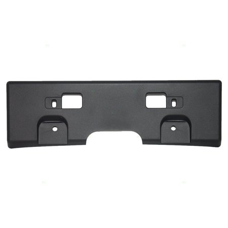 Front License Plate Holder Bracket Assembly Replacement for Nissan 96210-ET00A, Direct replacement By AUTOANDART