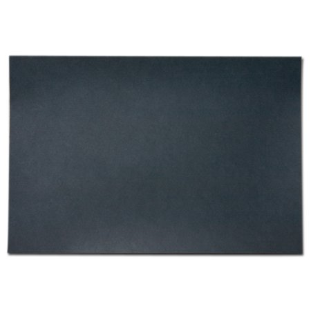 Midnight Black 25.5 x 17.25 Blotter Paper Pack