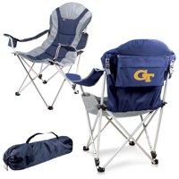 Georgia Tech Yellow Jackets Reclining Camp Chair - Navy - No Size