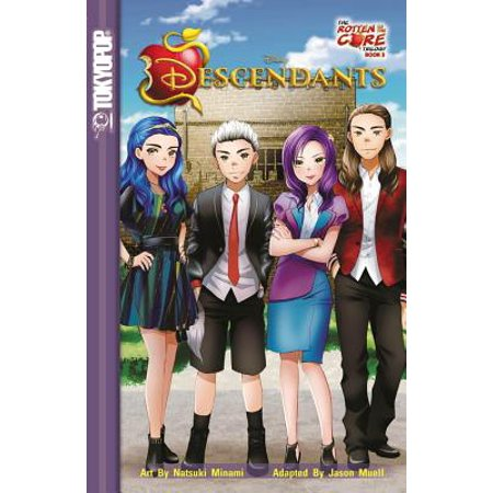 Disney Manga: Descendants the Rotten to the Core Trilogy Volume 3 (Rotten To)