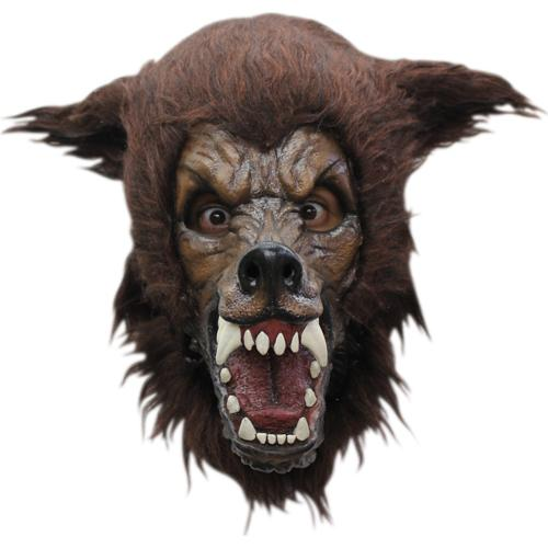 Evil Big Bad Wolf Red Riding Hood Costume Mask