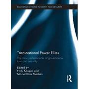 Transnational Power Elites - eBook