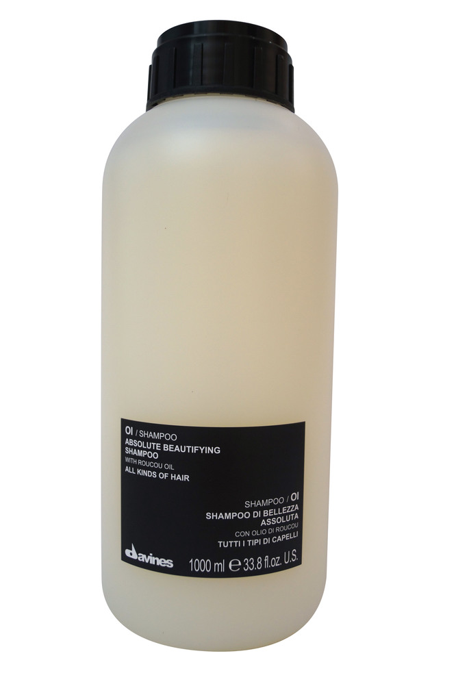 Davines Absolute Beautifying Shampoo 1000 ml 33.8 oz