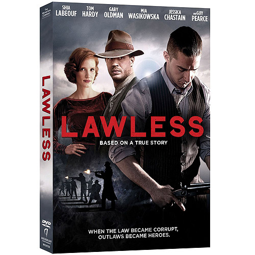 Lawless (Blu-ray Steelbook) (Widescreen)