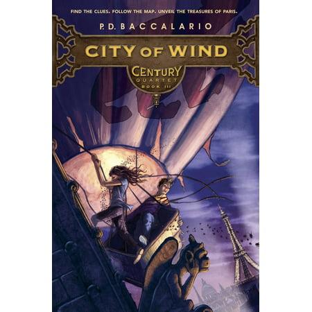 Sweet Windy City (Century #3: City of Wind)