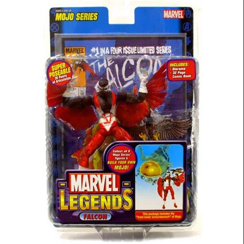Marvel Series 14 Mojo Falcon Action Figure [Classic]