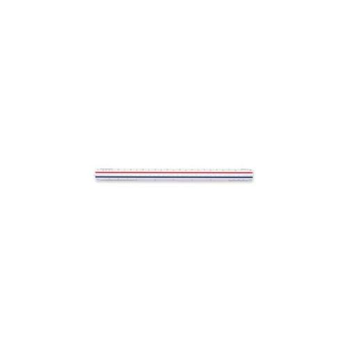 Staedtler, Inc.  Staedtler, Inc.  Triangular Scales,Architectural,Color-Coded Grooves,12 inch,WE