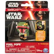 Star Wars, Pixel Pops, Boba Fett