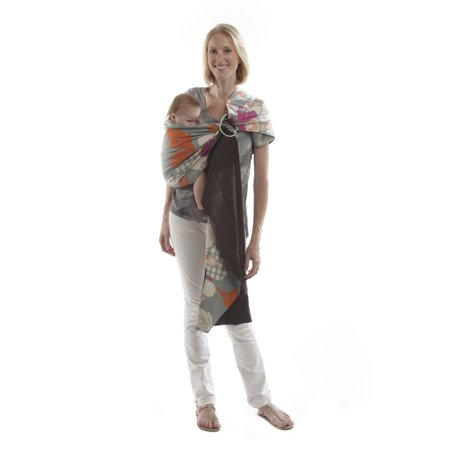 Rockin' Baby Reversible Sling, Orange Blossom
