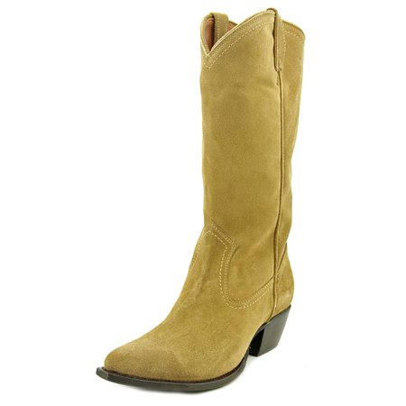Frye Sacha Tall Women  Pointed Toe Leather  Western Boot
