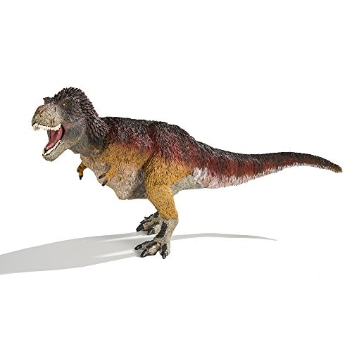 Safari Ltd Prehistoric Life – Feathered Tyrannosaurus Rex - Realistic Hand Painted Toy Figurine Model - Quality Construction from Safe and BPA Free Materials - For Ages 3 and Up