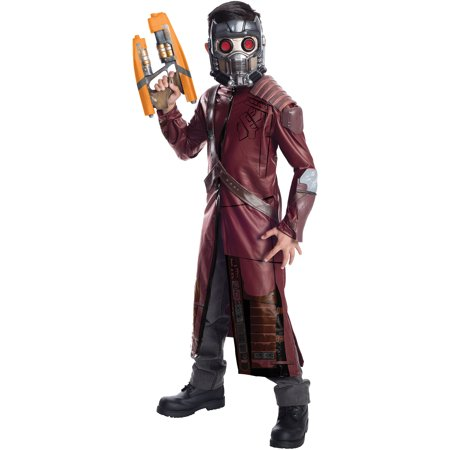 Guardians of the Galaxy Deluxe Star Lord Child Halloween Costume](Star Lord Costume Halloween)