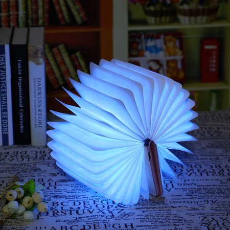 Best Book Light Inspiration Christmas Lights Folding Book LED Night LightNovelty Creative LED